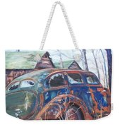 Autumn Retreat - Old Friend Vi Weekender Tote Bag