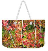 Autumn Sanctuary Weekender Tote Bag