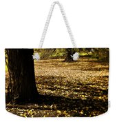 Autumn Scatterlings Weekender Tote Bag