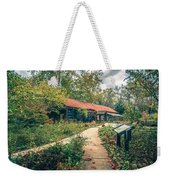 Autumn Season Around Aheville North Carolina Weekender Tote Bag