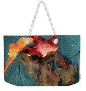 Autumn Seined Weekender Tote Bag