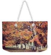 Autumn Serenity  Weekender Tote Bag