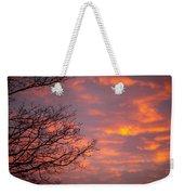 Autumn Sky Weekender Tote Bag by Konstantin Dikovsky