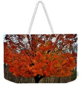 Autumn Somnolence  Weekender Tote Bag