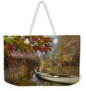 Autumn Souvenirs Weekender Tote Bag
