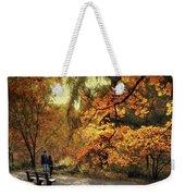 Autumn Splendor Promenade Weekender Tote Bag