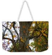 Autumn Spook Weekender Tote Bag