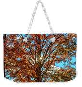 Autumn Star- Paint Weekender Tote Bag