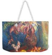 Autumn Still Life Weekender Tote Bag