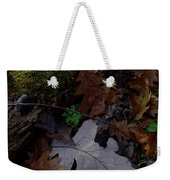 Autumn Still-life Weekender Tote Bag