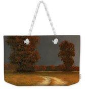 Autumn Storm 4 Weekender Tote Bag