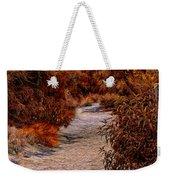 Autumn Stroll No23 Weekender Tote Bag