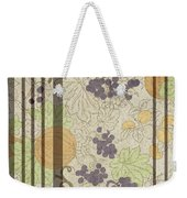 Autumn Sunflower Digital Illustration Weekender Tote Bag