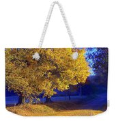 Autumn Sunrise In The Country Weekender Tote Bag
