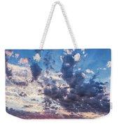 Autumn Sunrise - Lyme Regis Weekender Tote Bag