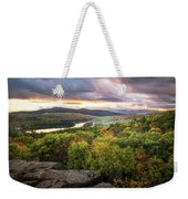 Autumn Sunset In The Catskills Weekender Tote Bag