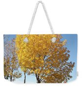 Autumn Sunshine Weekender Tote Bag