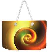 Autumn Swirl Weekender Tote Bag