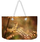 Autumn Tones Weekender Tote Bag