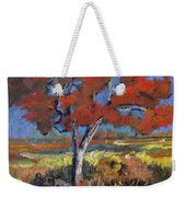 Autumn Tree Weekender Tote Bag