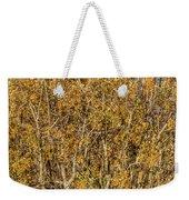 Autumn Tree Tangle Weekender Tote Bag