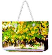 Autumn Trees 6 Weekender Tote Bag