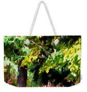 Autumn Trees 7 Weekender Tote Bag