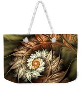 Autumn Twist Weekender Tote Bag