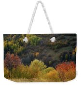 Autumn Valley Weekender Tote Bag