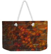 Autumn Vines Weekender Tote Bag