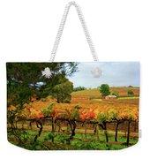 Autumn Vines Weekender Tote Bag