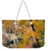 Autumn Vintage Landscape 6 Weekender Tote Bag