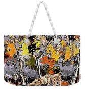 Autumn Walk 1 Weekender Tote Bag