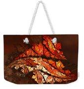 Autumn Wind Weekender Tote Bag