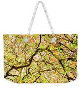 Autumnal Colours Weekender Tote Bag