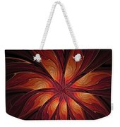 Autumnal Glory Weekender Tote Bag