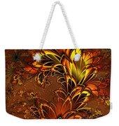 Autumnal Glow Weekender Tote Bag