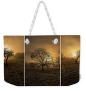 Autumnal Triptych. Weekender Tote Bag