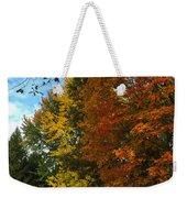 Autumn's Artwork Weekender Tote Bag