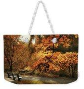 Autumn's Audience Weekender Tote Bag