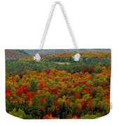 Autumns Colors Weekender Tote Bag