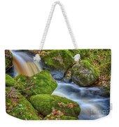 Autumn's Creek 2 Weekender Tote Bag