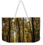 Autumns Fire Weekender Tote Bag