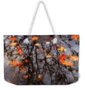 Autumns Looking Glass 3 Weekender Tote Bag