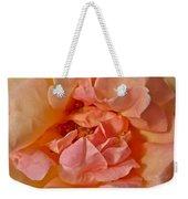 Autumns Rose Weekender Tote Bag
