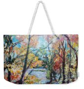 Autumn's Splendor Weekender Tote Bag