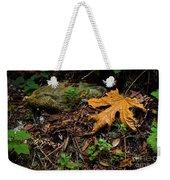 Autumn's Treasure Weekender Tote Bag