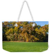 Autumn's Wall Weekender Tote Bag