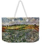 Landscape Auvers28 Weekender Tote Bag
