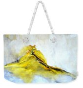 Modern Abstract Painting Avalon Island Weekender Tote Bag